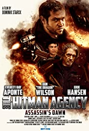The Hitman Agency Poster