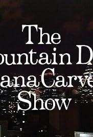 The Mountain Dew Dana Carvey Show Poster