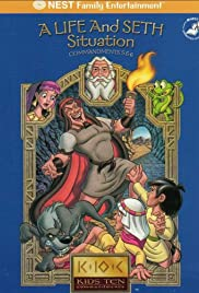 Kids' Ten Commandments: A Life and Seth Situation Poster