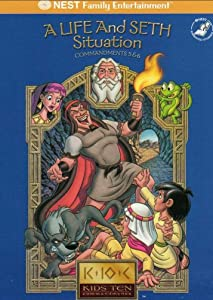 New movie hollywood free download Kids' Ten Commandments: A Life and Seth Situation by [SATRip]