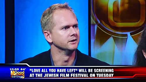 Interview on KUSI for the San Diego Jewish Film Festival