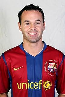 Andrés Iniesta Picture