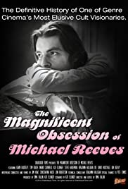 The Magnificent Obsession of Michael Reeves Poster