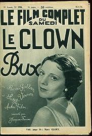 Le clown Bux Poster