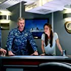 Adam Baldwin, Eric Dane, Rhona Mitra, and Charles Parnell in The Last Ship (2014)