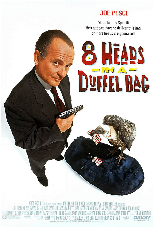 8 heads in a duffel bag 1997 trailer