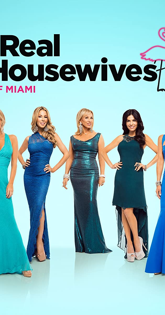 The Real Housewives of Miami (TV Series 2011–2013) - IMDb