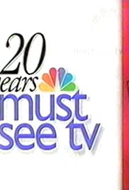 20 Years of Must See TV Poster