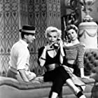 Marilyn Monroe, Mitzi Gaynor, and Donald O'Connor in There's No Business Like Show Business (1954)