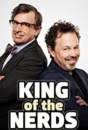 King of the Nerds Poster