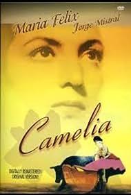 María Félix and Jorge Mistral in Camelia (1954)