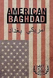 American Baghdad Poster