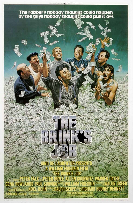 The Brink's Job (1978) - IMDb