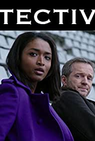 Philippe Lefebvre and Mariama Gueye in Détectives (2013)