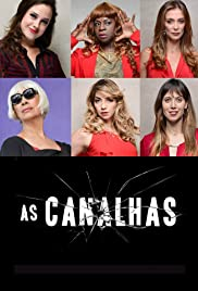 As Canalhas Poster