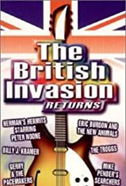 The British Invasion Returns Poster