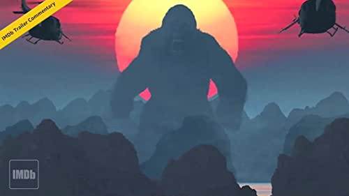 Director Jordan Vogt-Roberts reveals the motivation behind making a new theatrical trailer for his movie, 'Kong: Skull Island.'