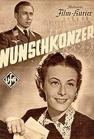 Carl Raddatz and Ilse Werner in Wunschkonzert (1940)