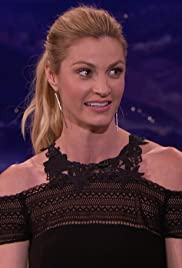 Erin Andrews The Big Show Poster