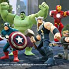 Adrian Pasdar, Fred Tatasciore, Travis Willingham, Laura Bailey, Troy Baker, and Roger Craig Smith in Disney Infinity: Marvel Super Heroes (2014)
