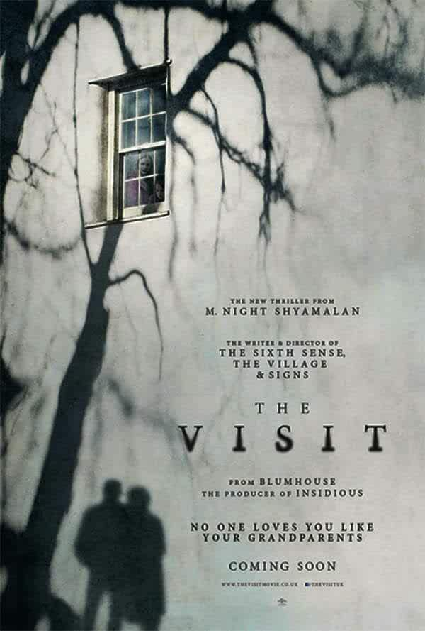 The Visit (2015) Hindi Dubbed