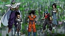 Super Warriors Gather! La battaglia decisiva dell'Universo 7!