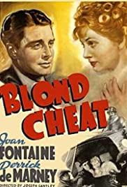 Blond Cheat Poster