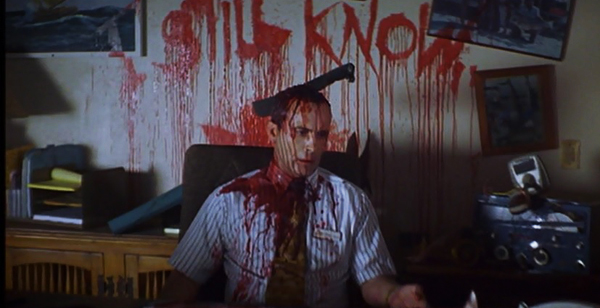 Jeffrey Combs in I Still Know What You Did Last Summer (1998)