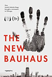 The New Bauhaus Poster