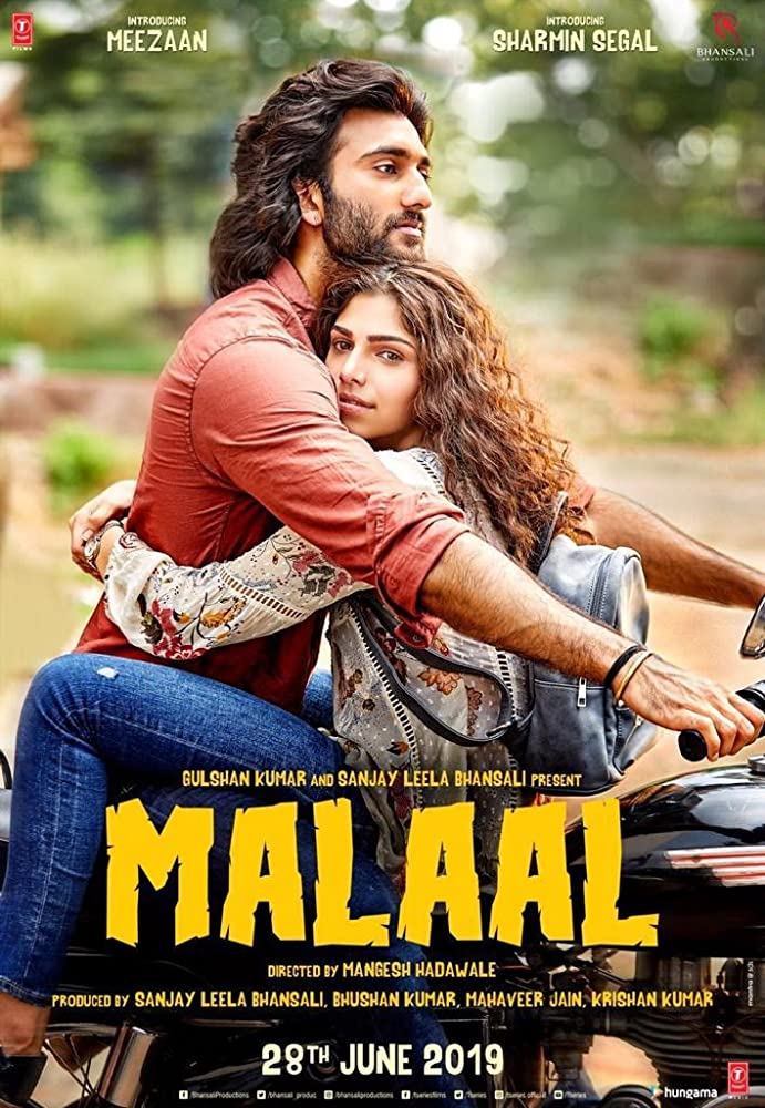 Malaal 2019 Hindi Movie 720p WEB-DL 999MB ESubs