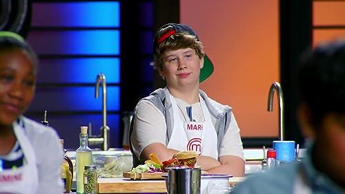 Masterchef Junior: Shayne's Vegan Burger And Avocado Fries Blow The Judges Away
