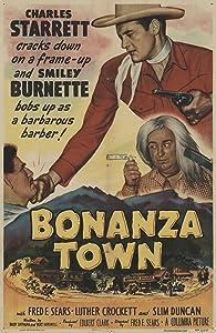 Watch free hollywood online movies Bonanza Town [BRRip]