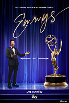 The 72nd Primetime Emmy Awards (2020 TV Special)