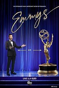 Jimmy Kimmel in The 72nd Primetime Emmy Awards (2020)