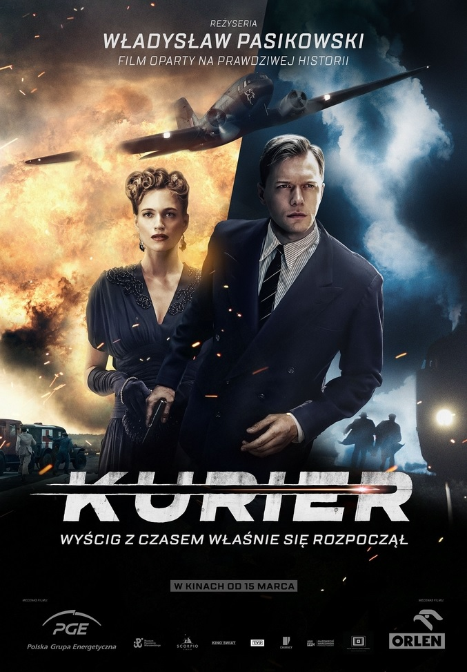 The Messenger a.k.a Kurier (2019) English 1080p | 720p | Blu-Ray | 1.89GB, 920MB | Download | Watch Online | Direct Links | GDrive