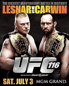 Ver películas de acción fáciles UFC 116: Lesnar vs. Carwin (2010)  [QHD] [1080pixel] [mpg]