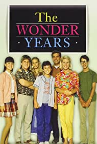 Fred Savage, Olivia d'Abo, Danica McKellar, Jason Hervey, Dan Lauria, Alley Mills, and Josh Saviano in The Wonder Years (1988)