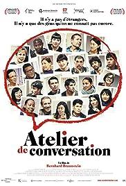Atelier de conversation Poster