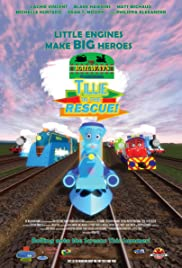 The Railways of Crotoonia: Tillie to the Rescue Poster