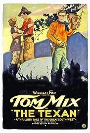 The Texan Poster