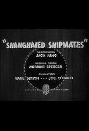 Shanghaied Shipmates Poster
