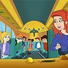 Kate McKinnon and Mikaela Blake in The Magic School Bus Rides Again (2017)