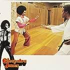Bernie Casey and Tamara Dobson in Cleopatra Jones (1973)