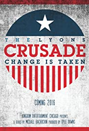 The Lyon's Crusade Poster