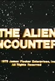 The Alien Encounters Poster