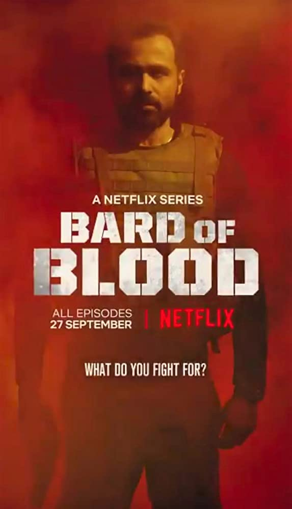 Bard of Blood 2019 S01 Hindi Web Series Official Trailer 720p HDRip 11MB Download