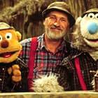 Pier Paquette, Steve Smith, and Bob Stutt in Sesame Park (1972)