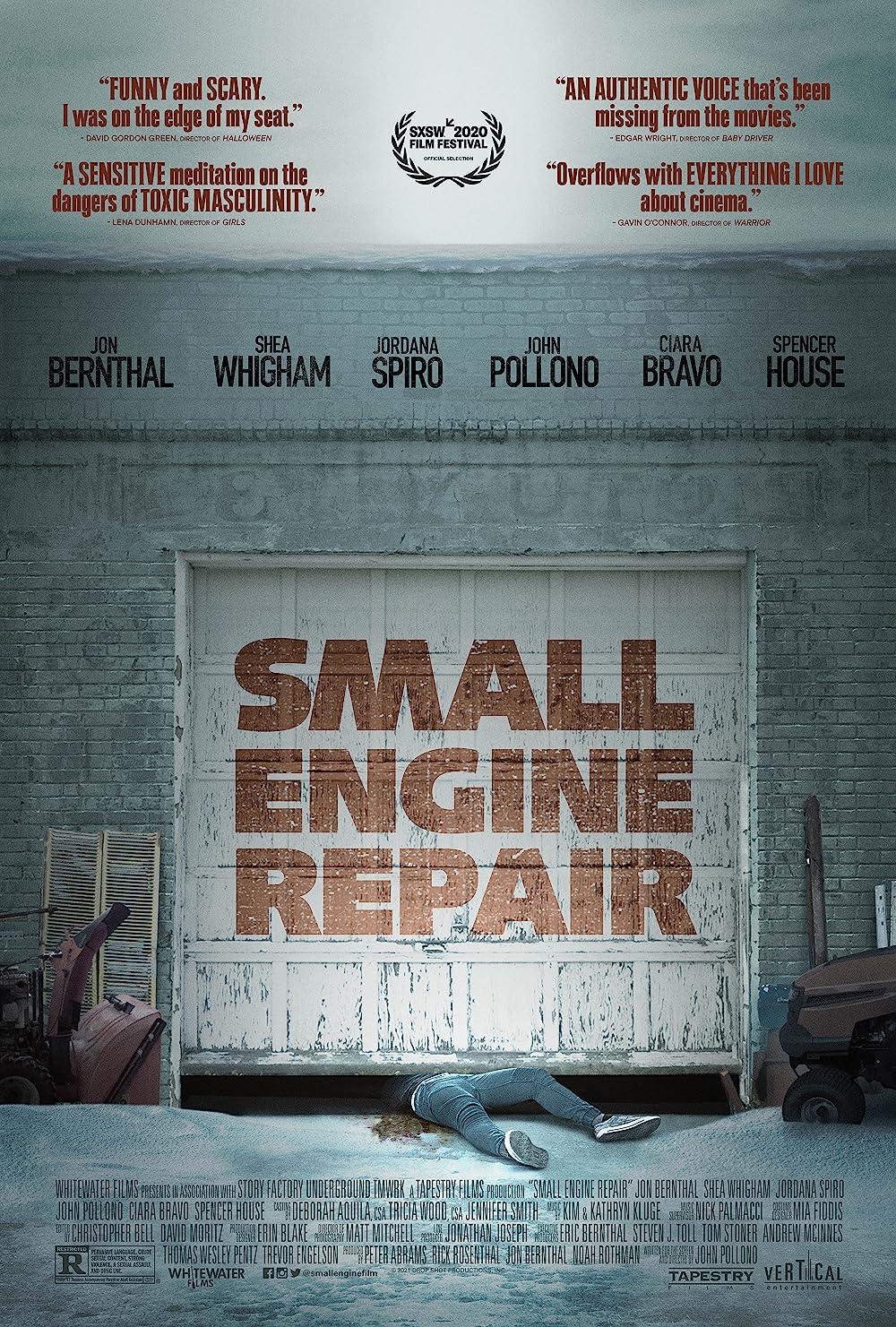Small Engine Repair (2021) Bengali Dubbed (Voice Over) WEBRip 720p [Full Movie] 1XBET
