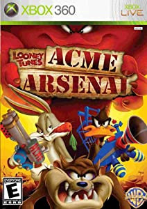 Adult movie dvd downloads Looney Tunes: Acme Arsenal [mkv]