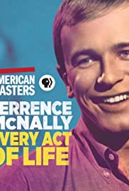 Terrence McNally: Every Act of Life Poster